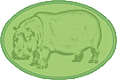 Friendly Hippo logo